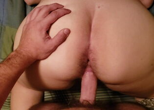 Wet pussy hairy